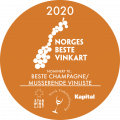 One of Norway´s best Champagne Lists.